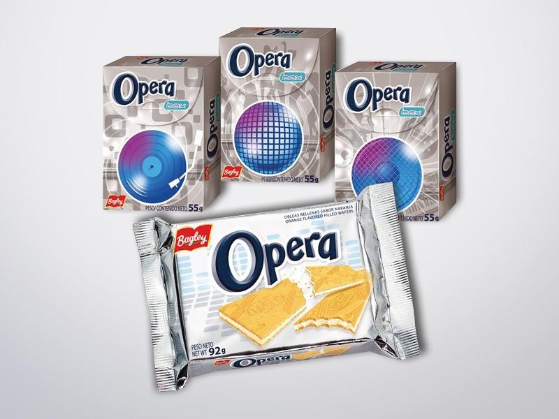Opera Bagley